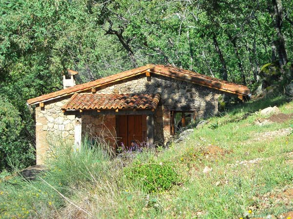 Casa ecol gica el negrillo Casa prefabricada ecologica autosuficiente
